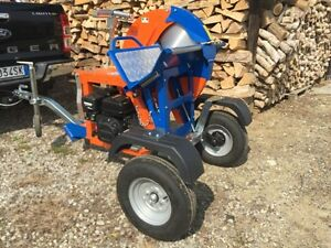 NEW Balfor trailer cordwood buzz saw