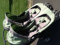 Double City Mini Stroller by Baby Jogger