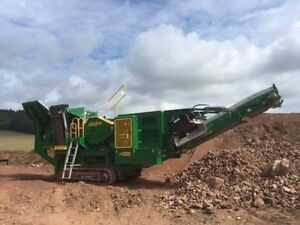 McCloskey J40 Jaw Crusher for rent