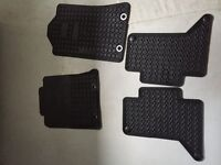 Toyota Tacoma Factory All Weather Mats 07-15 Access Cab - New