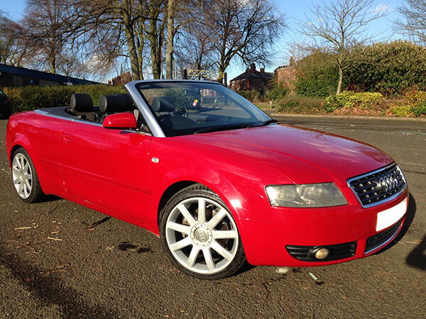 How to Buy an Audi Cabriolet on eBay