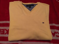 Tommy Hilfiger New jumper sweater yellow