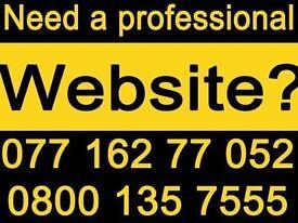 From £350 Bespoke Website, Customized Professional Web Development, Not Wordpress ...