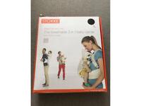 Stokke® MyCarrier™ Front & Back breathable baby Carrier