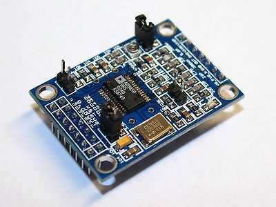 Dds Signal Generator Module   Owner's Guide to Business and
