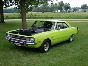 1972 Dodge Dart Parts Wanted