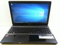"Packard Bell EasyNote TE69KB 15.6"" 8gb / 1000GB AMD A4-5000 1.5GHz Windows 10"