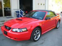 Ford Mustang 2dr Convertible GT 2002
