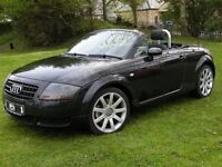 \\ JUST ARRIVED // 51 AUDI TT 225 ROADSTER, 102000 MILES, FULL HISTORY, MOT APRIL