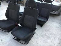Vauxhall Meriva 2002-2010 Complete Seat Kit In Excellent Condition