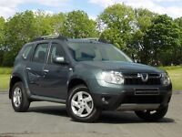 Dacia DUSTER LAUREATE DCI (grey) 2013