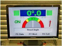 Computerised Wheel Alignment Tracking