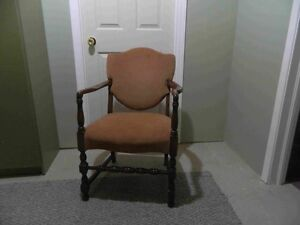 Old Living-room chair needs some TLC
