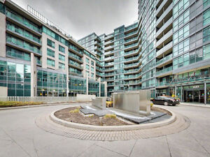 Beautiful 2 bedrooms condo for rent at Toronto Waterfront