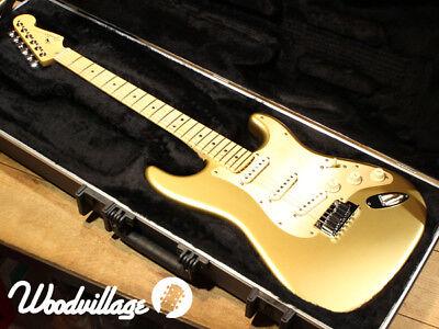Fender USA FSR American Deluxe Stratocaster Aztec AM DX ST AZG EMS F/S*