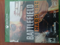 Selling a sealed Battlefield Hardline XBOX One game