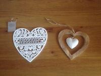Brand new Wedding Hearts