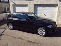 BMW 120 d . 10 months MOT . 95k miles . FSH