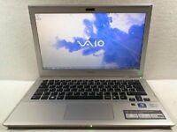 Sony-Vaio-SVT1311M1E-2nd-Gen-Core-i3-320GBHDD+16GBSSD-8GB-RAM-Win-7-