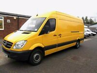 TWO MAN & Large Van Ready to help you Move 24/7. Short notice Welcome