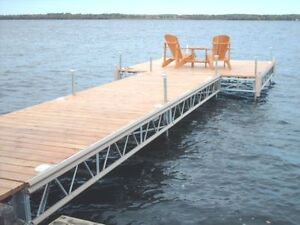 Dock and Slip removal and installation service