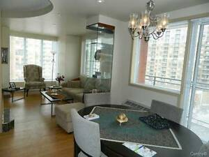 Downtown 2 bedroom apartment near Bell Centre