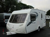 IMMACULATE 2-BERTH TOURER WITH REAR WASHROOM
