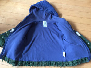 Heavy knit jacket 12-18 months Kitchener / Waterloo Kitchener Area image 2