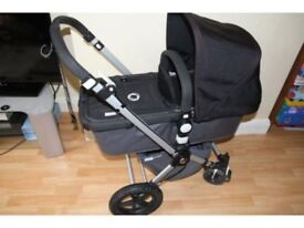 Bugaboo Cameleon 2 Black and Grey