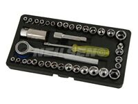 Socket Set - 52pc inc SAE