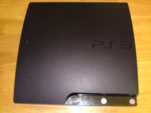 Ps3 slim 120gb (GTA 5 DOESN'T WORK)