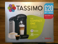Bosch Tassimo Vivy2 brand new in box
