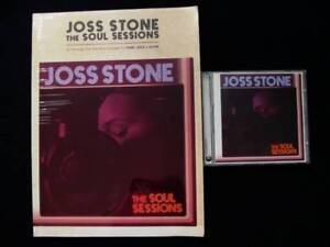 Joss Stone - The Soul Sessions Songbook & CD [Piano/Voice/Guitar] Loganholme Logan Area Preview