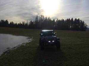 2003 Jeep TJ Rocky mountain Other