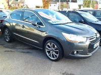 Citroen DS4 1.6e-HDi Airdream EGS6 DStyle
