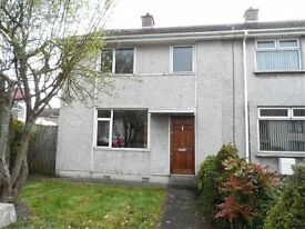 Superb 3 bed end-terraced House, Woburn Walk, Kilcooley TO LET 450 PER MONTH. YES To DHSS.