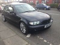 Swap px 2003 BMW 320 diesel t&t private plate ?
