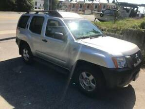 2008 Nissan Xterra 4WD (111000km) front brakes just done