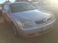 Vauxhall vectra petrol cheap long mot 495