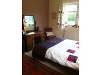 DOUBLE ROOM TO RENT IN RURAL COTTAGE NEAR DUNKELD FOR SINGLE OCCUPANCY