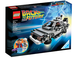 WANTED: Lego DeLorean from Back To The Future