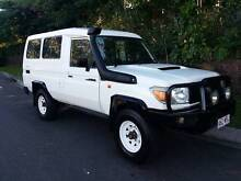 IMACCULATE 2007 V8 Toyota LandCruiser Troopcarrier Wagon UPGRADED Maroochydore Maroochydore Area Preview