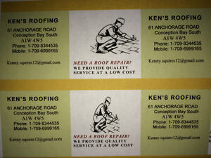 ROOFING EXPERT TO THE RESCUE St. John's Newfoundland image 1
