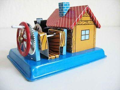 Blechspielzeug - Deko Wassermühle  5230090