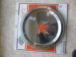 Harley Davidson 70 Tooth Chrome Sprocket Cover 91733-85A New