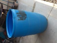 Storage/Rain Barrel Good Condition - $5.00