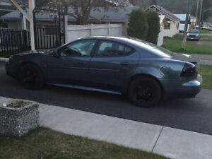 "2006  Pontiac Grand Prix great shape ""trade"""