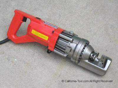 Electric Hydraulic Rebar Cutter 58 5 Rc-165c -new