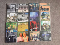 Oasis - singles and albums CD's