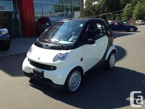 2006 Smart Fortwo Convertible Diesel Convertible